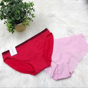 Calvin Klein Panty Bundle Size Large